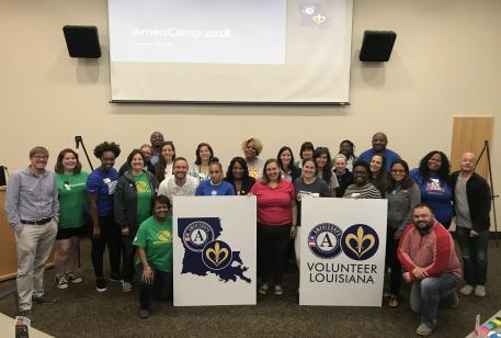AmeriCorps State Program Staff
